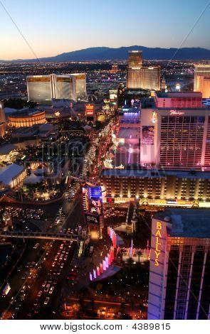 Las Vegas Boulevarde Las Vegas Nevada