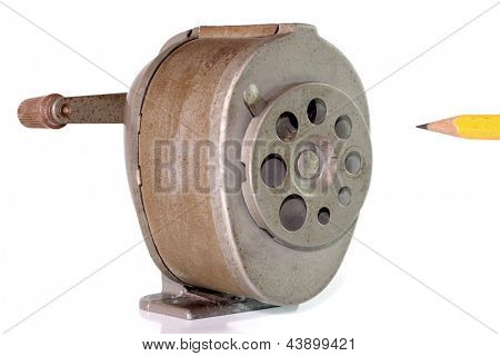 Photo of Antique sharpener
