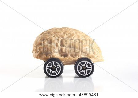 Photo of Nuts car