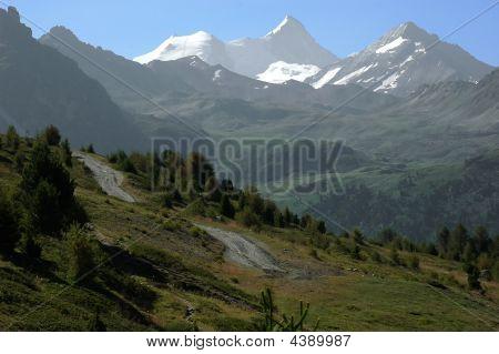 Val D'anniviers, Weisshorn