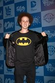 LOS ANGELES - MAR 21:  Josh Sussman at the Batman Product Line Launch at the Meltdown Comics on Marc