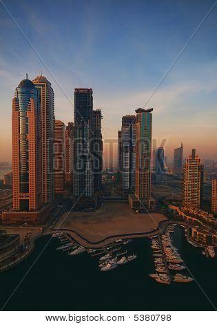 Dubai Marina Torres