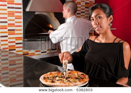 Cook And Waitress