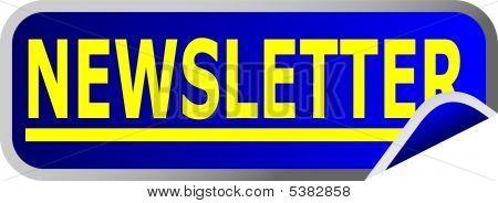Blue Button Newsletter