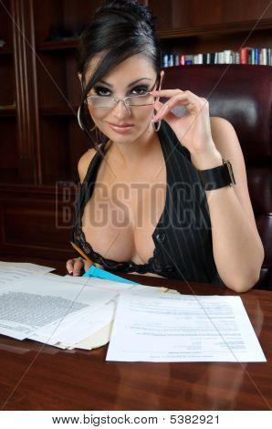 Secretário sensual