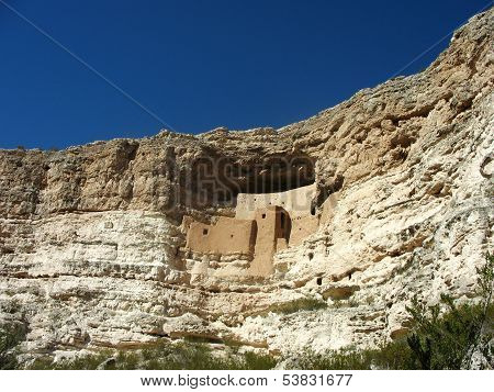 Montezuma Castle National Monument in Arizona