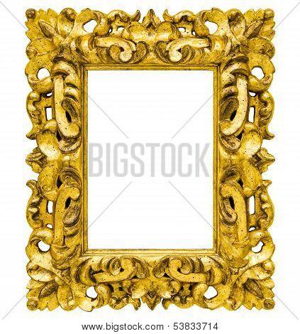 Gold Photo Image Frame