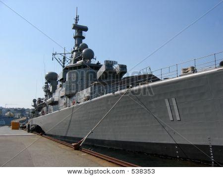 Battleship, Horisontal