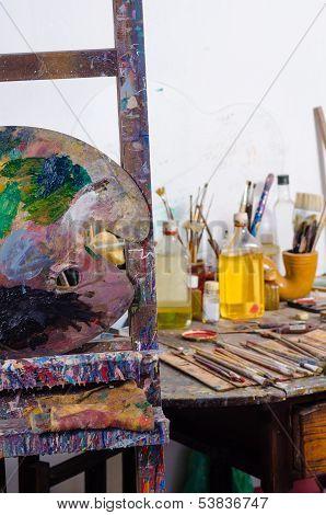Atelier Still Life