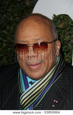 LOS ANGELES - NOV 11:  Quincy Jones at the