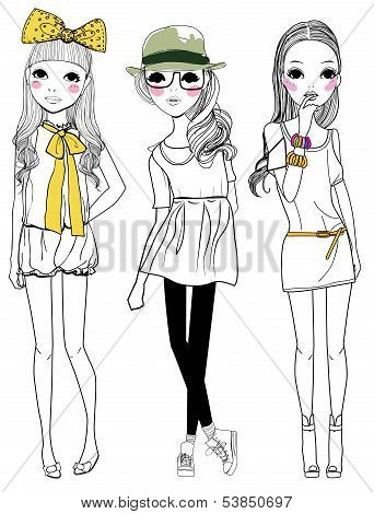 Fahion girls