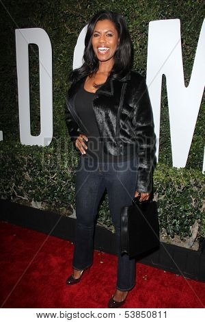 LOS ANGELES - NOV 11:  Omarosa Manigault at the