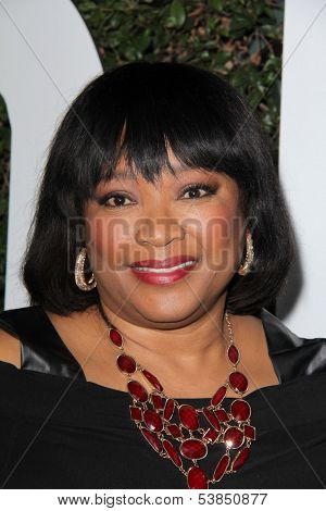 LOS ANGELES - NOV 11:  Zindzi Mandela at the