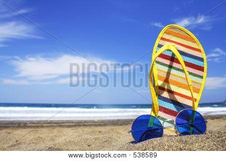 Summer Scene