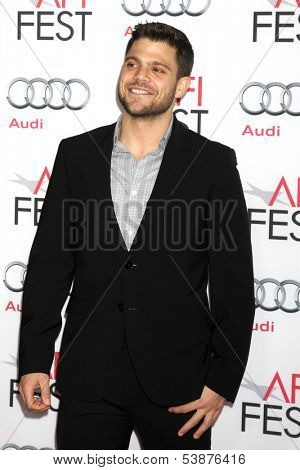 "LOS ANGELES - NOV 12:  Jerry Ferrara at the  ""Lone Survivor"" World Premiere at AFI Fest at TCL Chinese Theater on November 12, 2013 in Los Angeles, CA"