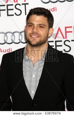 LOS ANGELES - NOV 12:  Jerry Ferrara at the