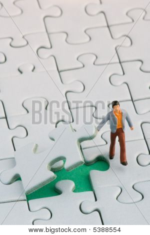 Lifting Puzzle Piece