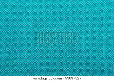 Texture Of Fabric With A Stamping