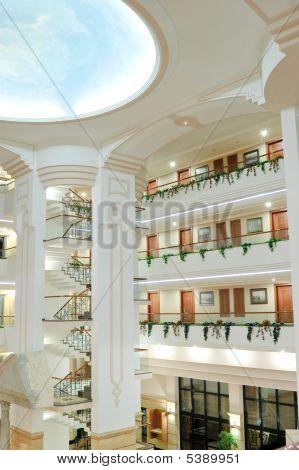 Hotel Interior, Antalya, Türkei