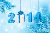 foto of happy new year 2014  - Happy new year 2014 - JPG