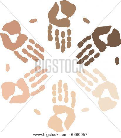 Ethnic Hands.