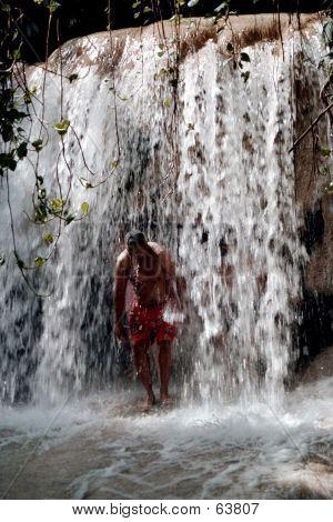 Caribbean Shower