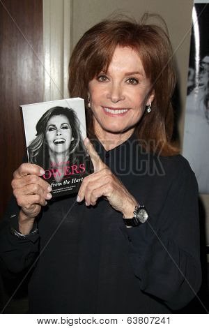 LOS ANGELES - APR 12:  Stefanie Powers at the Hollywood Show April 2014 at Westin LAX Hotel  on April 12, 2014 in Los Angeles, CA