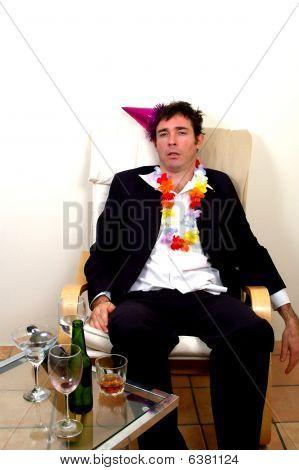 Homem bêbado