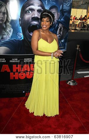 LOS ANGELES - APR 16:  Niecy Nash at the