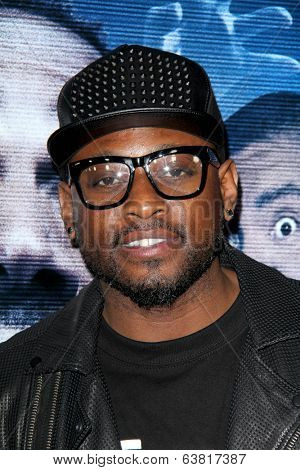 LOS ANGELES - APR 16:  Omar Epps at the