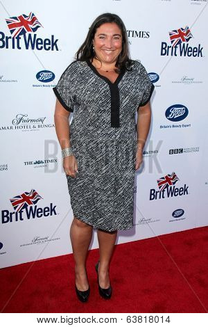 BODHILOS ANGELES - APR 22:  Jo Frost at the 8th Annual BritWeek Launch Party at The British Residence on April 22, 2014 in Los Angeles, CA