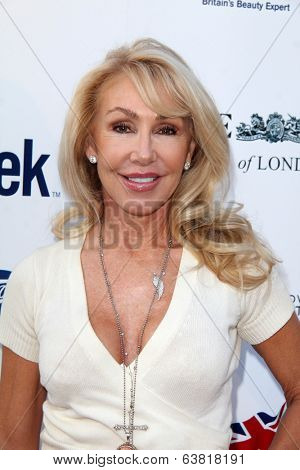 LOS ANGELES - APR 22:  Linda Thompson at the 8th Annual BritWeek Launch Party at The British Residence on April 22, 2014 in Los Angeles, CA