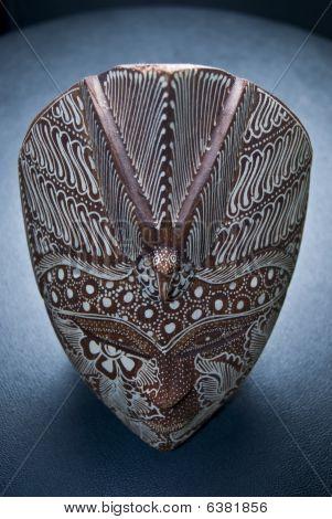 Mask Decorating Portrait