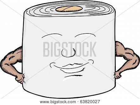 Tough Toilet Tissue