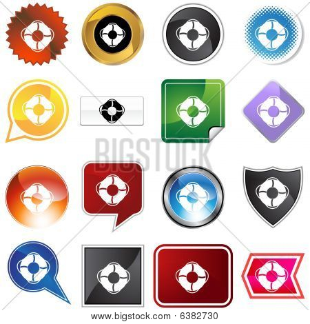 Life ring Variety Set