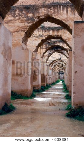 Ancient Royal Stables