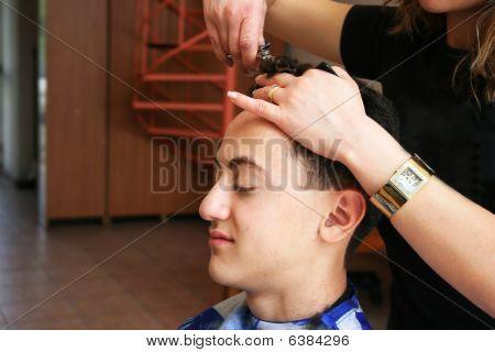 Hairdresser Work