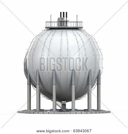 Gas Storage Refinery