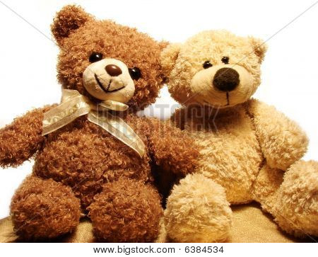 teddy-bears friends