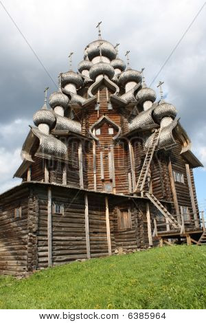 Russia.kareliya. Onega. Kizhi.