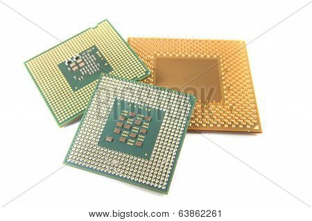 Old Microprocessors