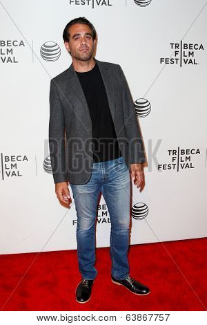 NEW YORK-APR 22: Actor Bobby Cannavale attends the premiere of