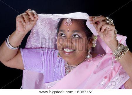 Saree Braut