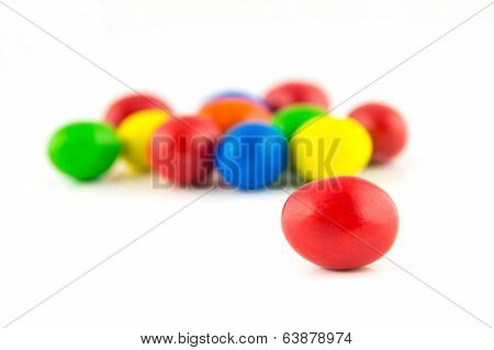 Well Known Colorful Candies
