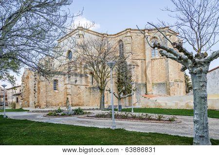 Berlanga De Duero Collegiate Santa Maria Marketplace