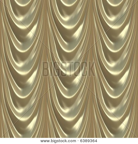 Luxury Drapes Seamless Pattern