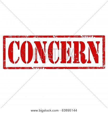 Concern-stamp