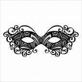 pic of masquerade  - Beautiful Masquerade Mask  - JPG