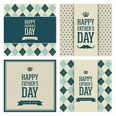 image of special day  - abstract Happy father - JPG