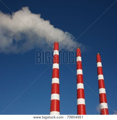 Industrial Stacks